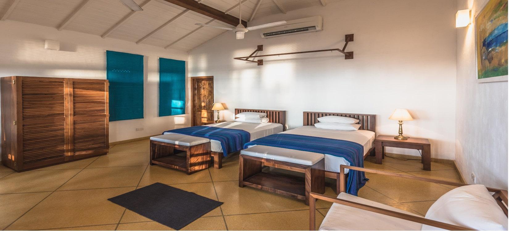 Kottukal Beach Chalet Room-min